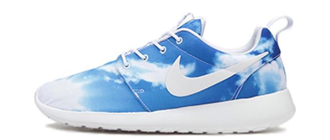 """0746faa709b5 Nike Roshe Run """"Blue Sky"""" - Sneakers Magazine"""