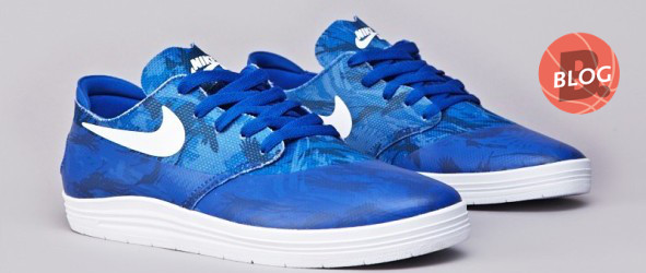 best sneakers a7cc8 19f4b ... Nike SB Lunar One Shot – Game Royal White Images ...