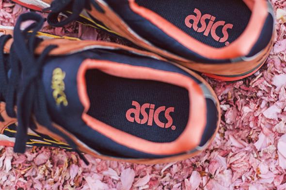 Asics X UBIQ Midnig#7875C15