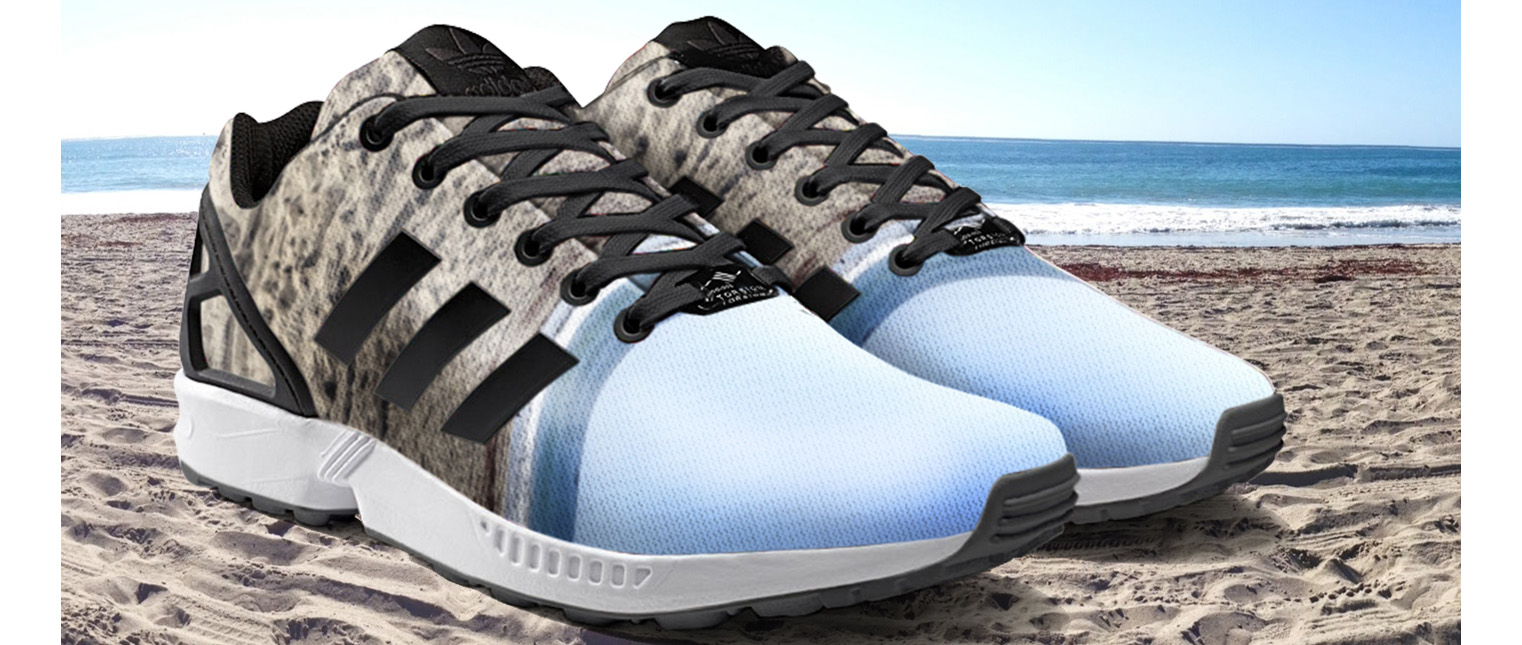 1787f0ceab6a7 adidas ZX Flux x miadidas - Sneakers Magazine