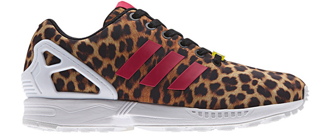 new products 70ac7 ccd67 adidas ZX Flux Reflective Snake Print Pack & Women's Print ...