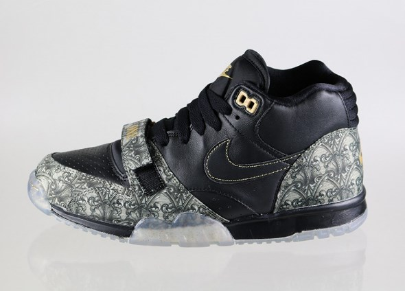 cheaper fe9aa 31c61 nike-air-trainer-i-mid-premium-qs- paid-. Nike Air Trainer 1 Mid Premium QS  – Paid In Full