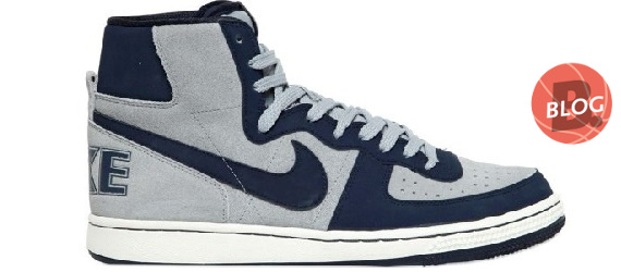Nike Terminator High Georgetown Hoyas Detailed Images