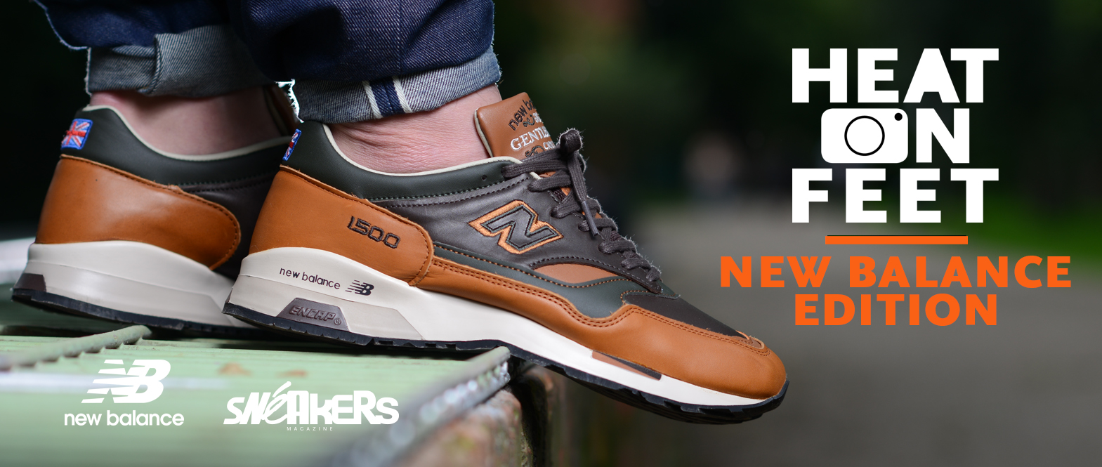 low priced b8a08 70e84 Heat On Feet Contest – The New Balance Edition - Sneakers ...