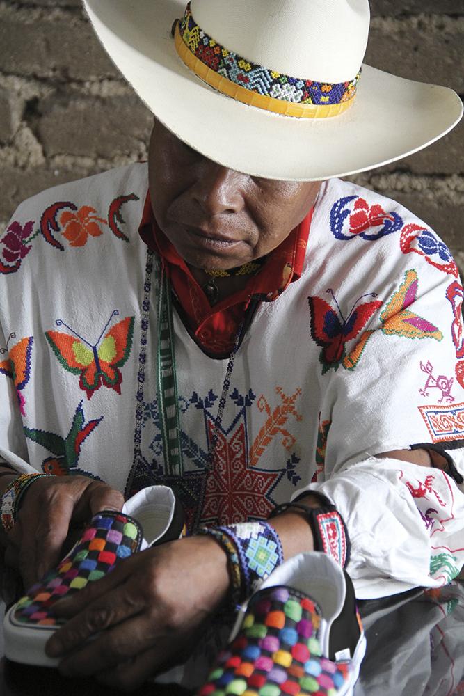 Huichol Tribe handcraft