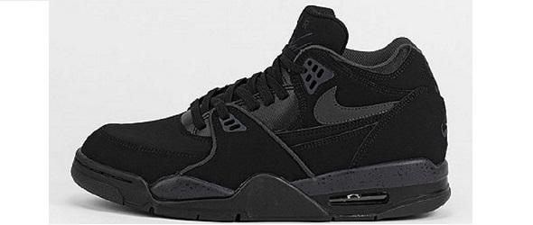Nike Air Flight '89 - Black/ Anthracite