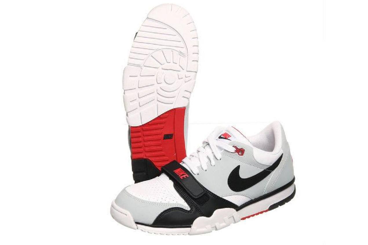 Black Platinum 1 Low Air Premium Nike University Trainer St White OZiPkXu