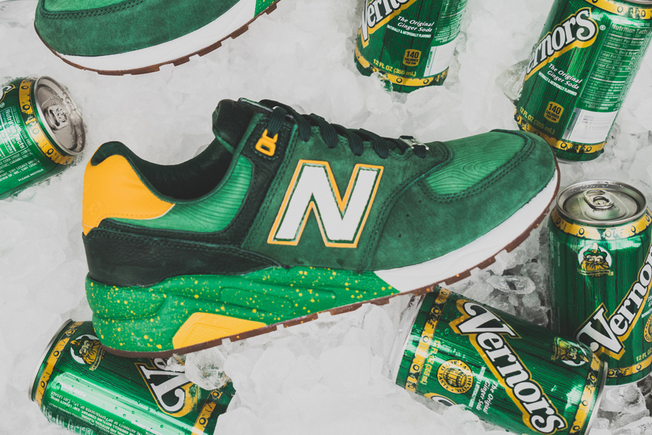 oveja Descompostura Que pasa  BURN RUBBER X NEW BALANCE 572 - Sneakers Magazine