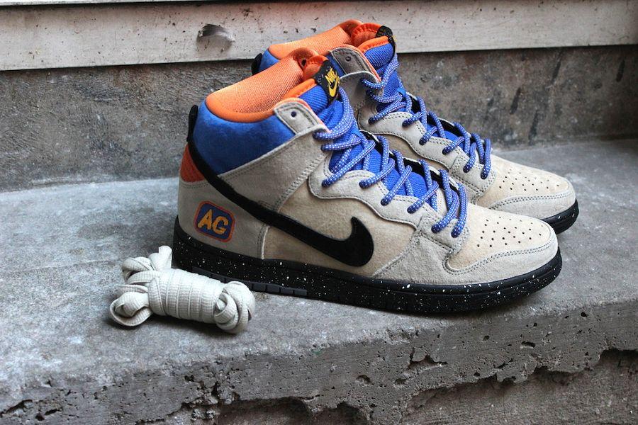 reputable site 5206a 76354 Acapulco Gold x Nike SB Dunk High Premium QS – Release Info