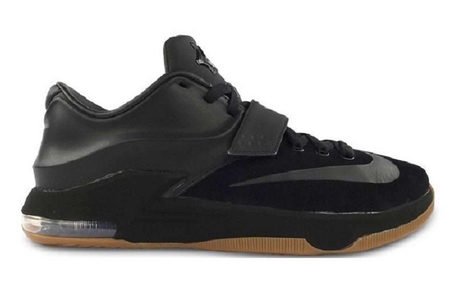detailed look 7d05d 86600 Nike KD7 EXT Suede QS Black Suede Available