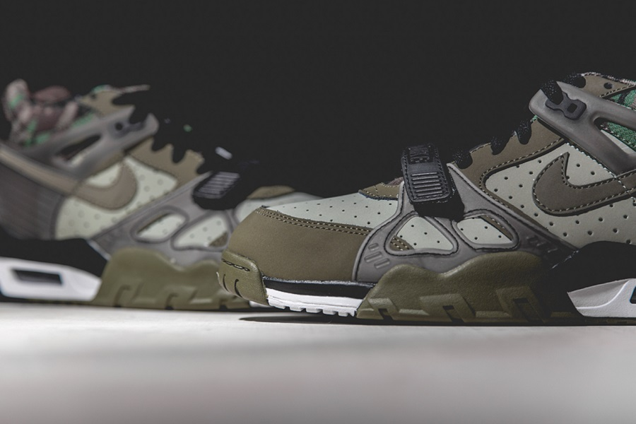 5fead7150a058 Nike Air Trainer 3 – Camo DetailfotosNike Air Trainer 3 – Camo Detailed  Images