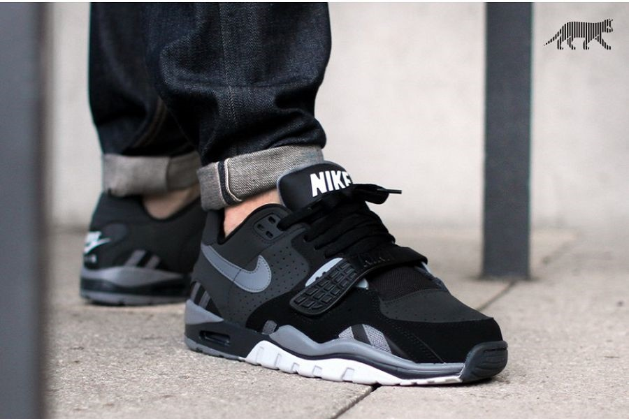 Nike Air Trainer SC II Low Back On The Map