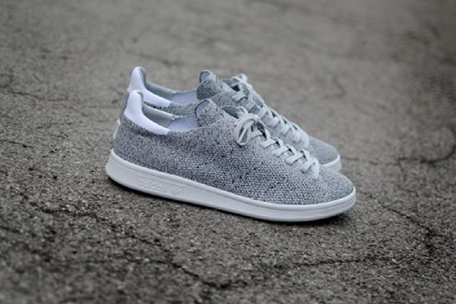hot sale online 5d8ec debc8 adidas Stan Smith Primeknit NM - Grey/ White Available