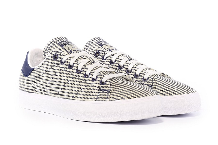 adidas Stan Pack Smith Vulc Striped Canvas Pack Stan 98f228