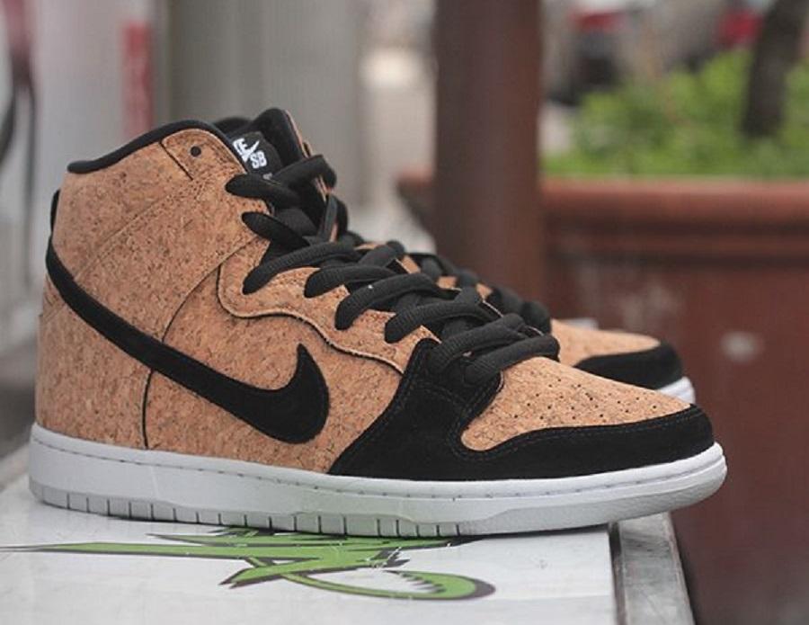 Cork High Sb Dunk Bctrdxqhs Release Nike Info v80wmNn