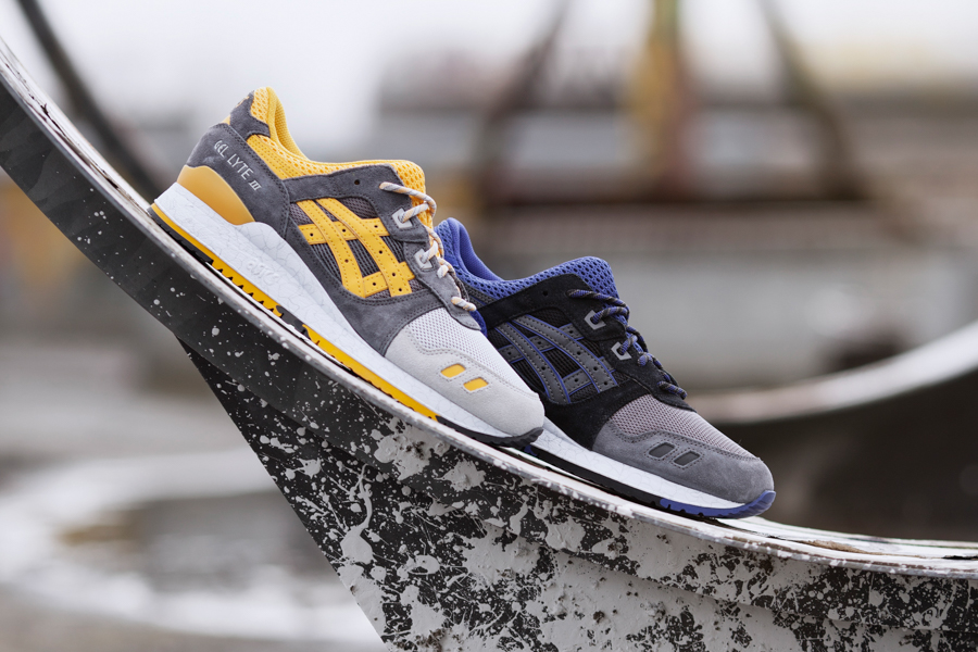 f21342a8fe851 Asics Gel lyte III  HIGH VOLTAGE  PackAsics Gel lyte III  HIGH VOLTAGE  Pack