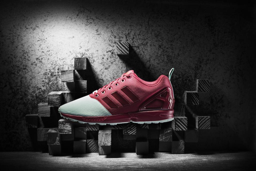official photos 98810 09fcd mi adidas ZX Flux - new possibilities!mi adidas ZX Flux ...