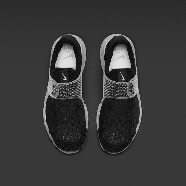 "retroceder balcón jardín  FRAGMENT DESIGN X NIKE SOCK DART SP ""OREO""FRAGMENT DESIGN X NIKE SOCK DART  SP ""OREO"" - Sneakers Magazine"