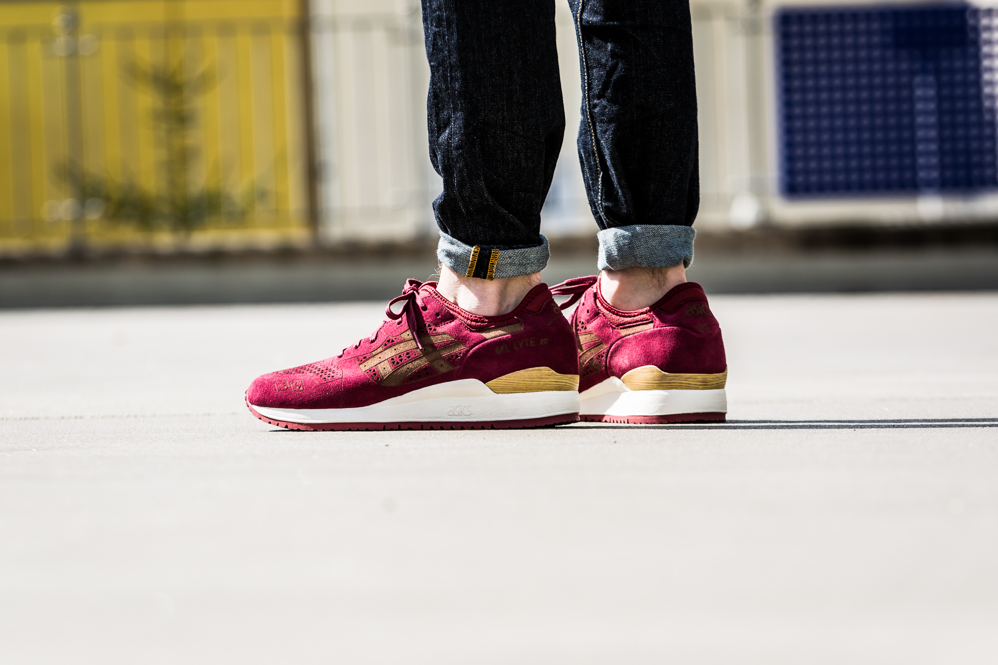 "the latest 337a5 28883 Asics Gel-Lyte III ""Laser Cut Pack""Asics Gel-Lyte III ""Laser ..."