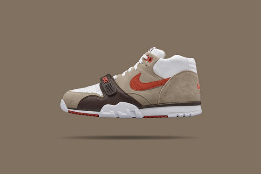 NikeCourt Air Trainer 1 Mid x fragment Detailed Images