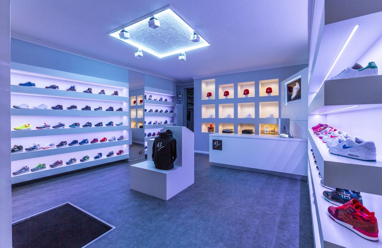 Sale 43einhalb Sneaker Store Fulda