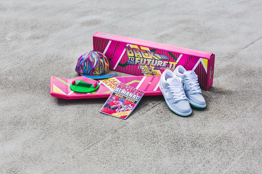 info for 5bae8 dedb3 Nike SB Dunk Low Premium - Marty McFly Dunk Raffle