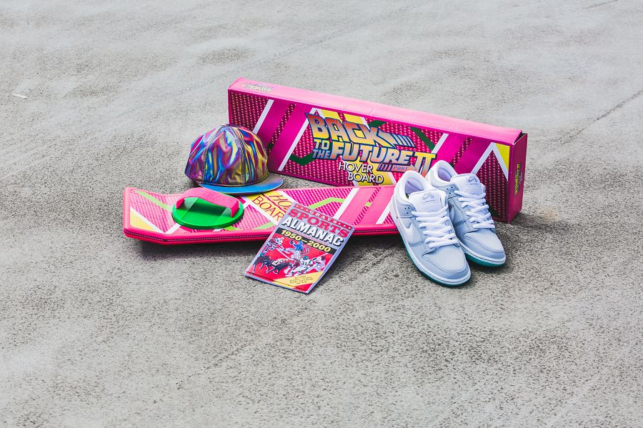 Nike SB Dunk Low Premium Marty McFly Dunk Raffle