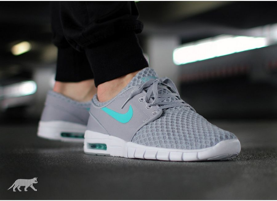 new products 72ef6 a718b k-nike-sb-janoski-max---grey-teal-