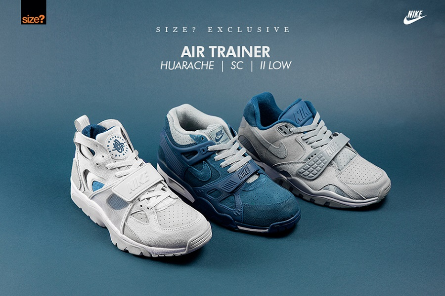 Nike Air Trainer Size? Exclusive Collection