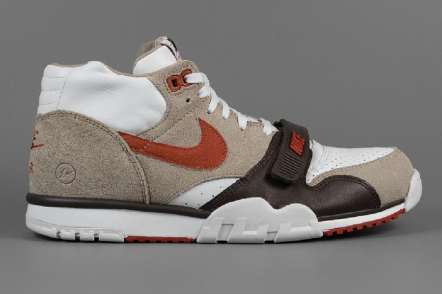 new style 48563 7987b Nike Air Trainer 1 Mid SP x fragment Release InfoNike Air Trainer 1 Mid SP x  fragment Release Info