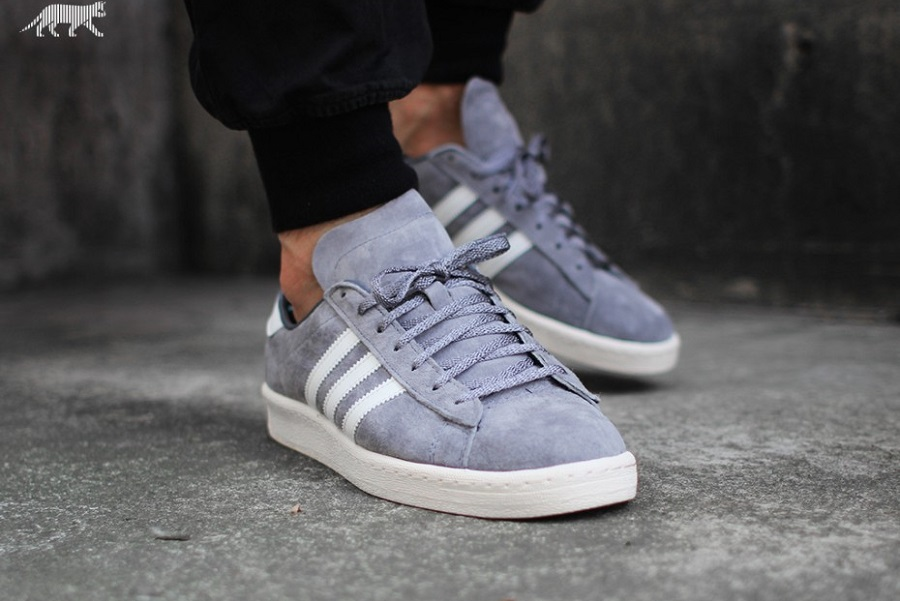 adidas Campus 80s Japan Grey Off White Chalk White