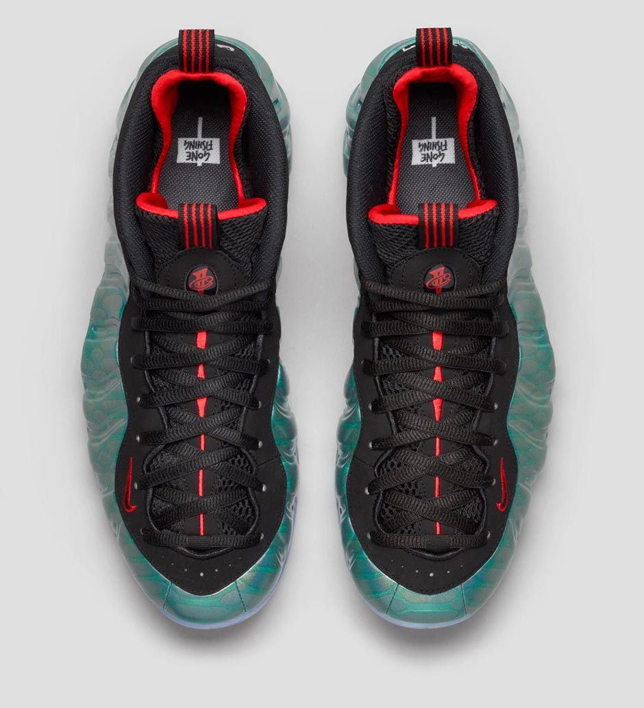 A Complete History of Nike Air Foamposite One Releases ...