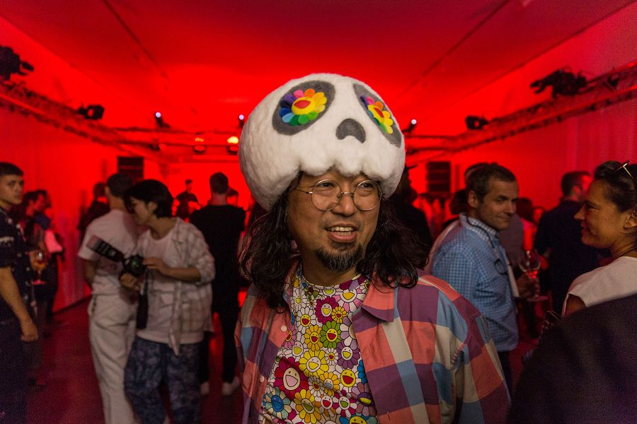 k-Takashi Murakami_Vault by Vans x Takashi Murakami Launch Event