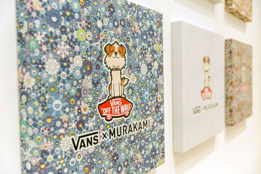 k-Vault by Vans x Takashi Murakami Launch in Paris 5