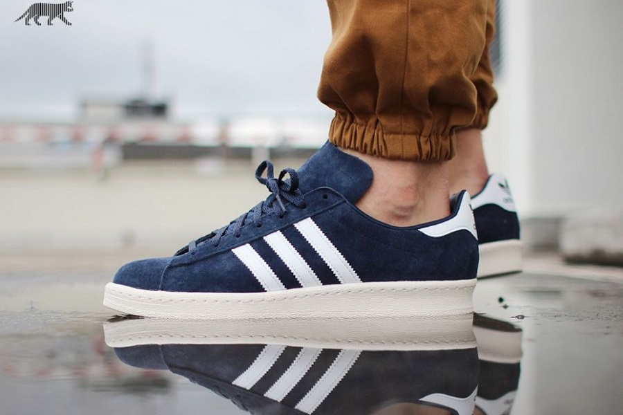 adidas Campus 80s Japan Navy Off White Core White Release Info