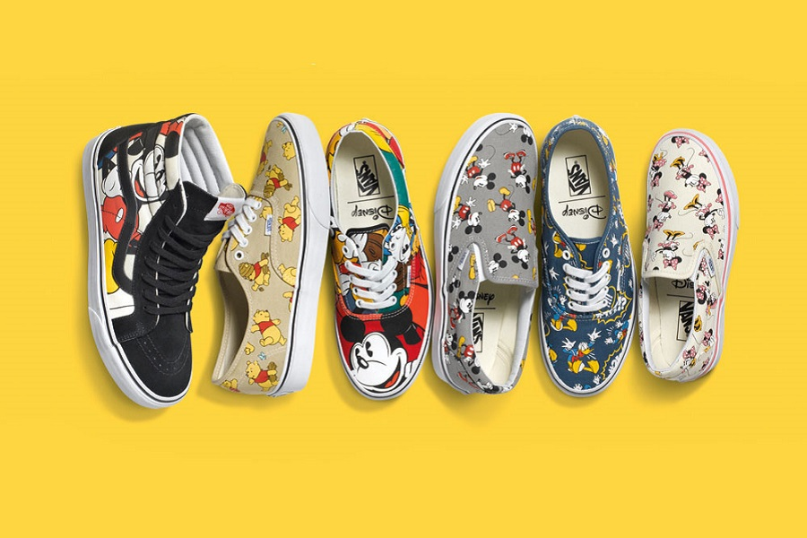 "461786109700f5 Vans x Disney ""Young At Heart"" Collection 2015Vans x Disney ""Young At  Heart"" Collection 2015"