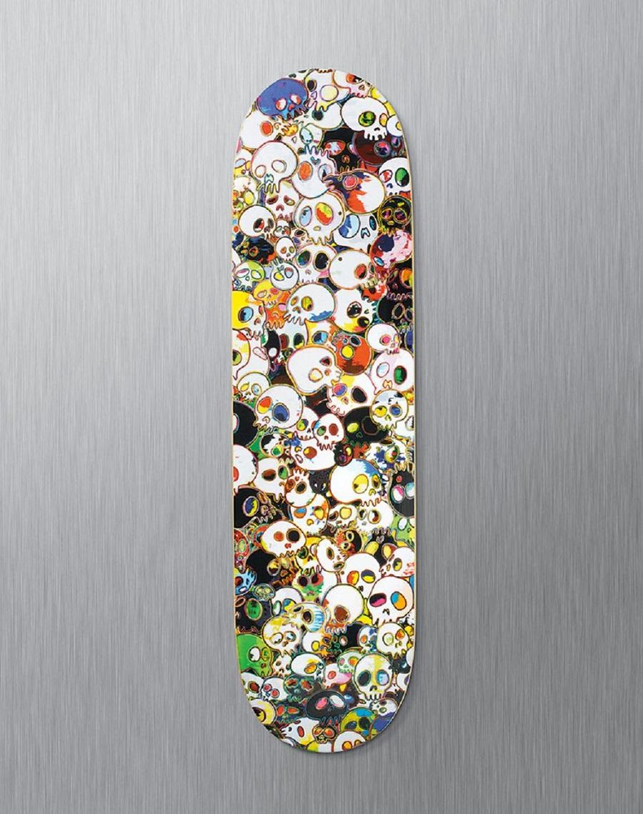 k-murakami-skate-deck-skulls