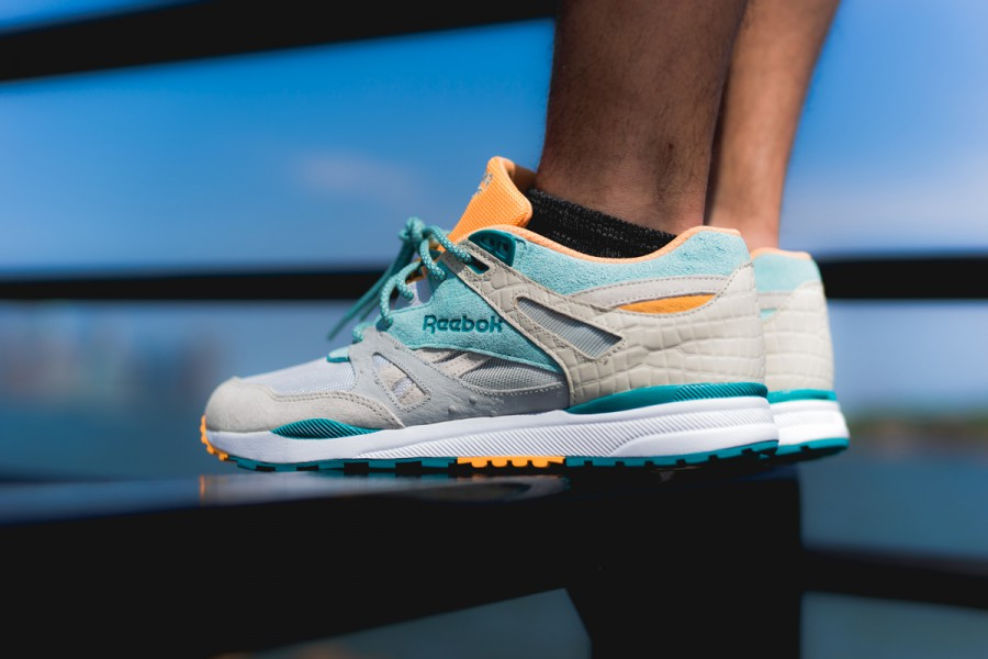 """a3aca92cabed16 Packer Shoes X Reebok Classic Ventilator OG """"Four Seasons"""" Packer Shoes X Reebok  Classic Ventilator OG """"Four Seasons"""""""