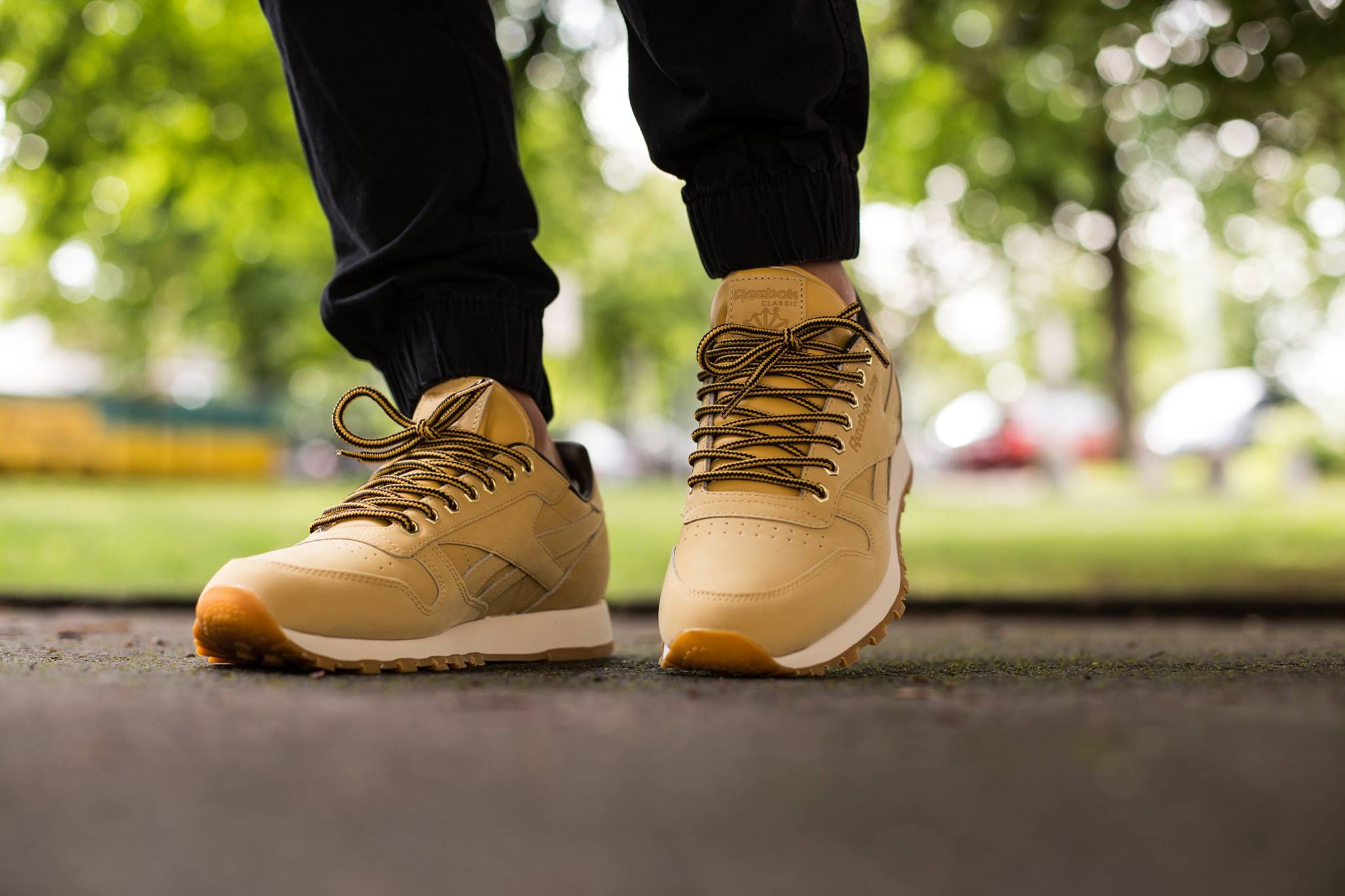 "REEBOK CLASSIC LEATHER ""WHEAT""REEBOK CLASSIC LEATHER ""WHEAT"