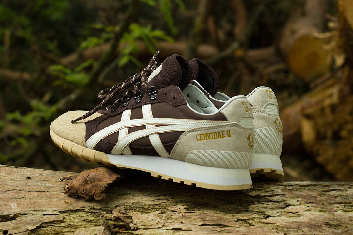 """new product f7aeb f4921 WOEI X ONITSUKA TIGER COLORADO 85 """"CERVIDAE II""""WOEI X ..."""