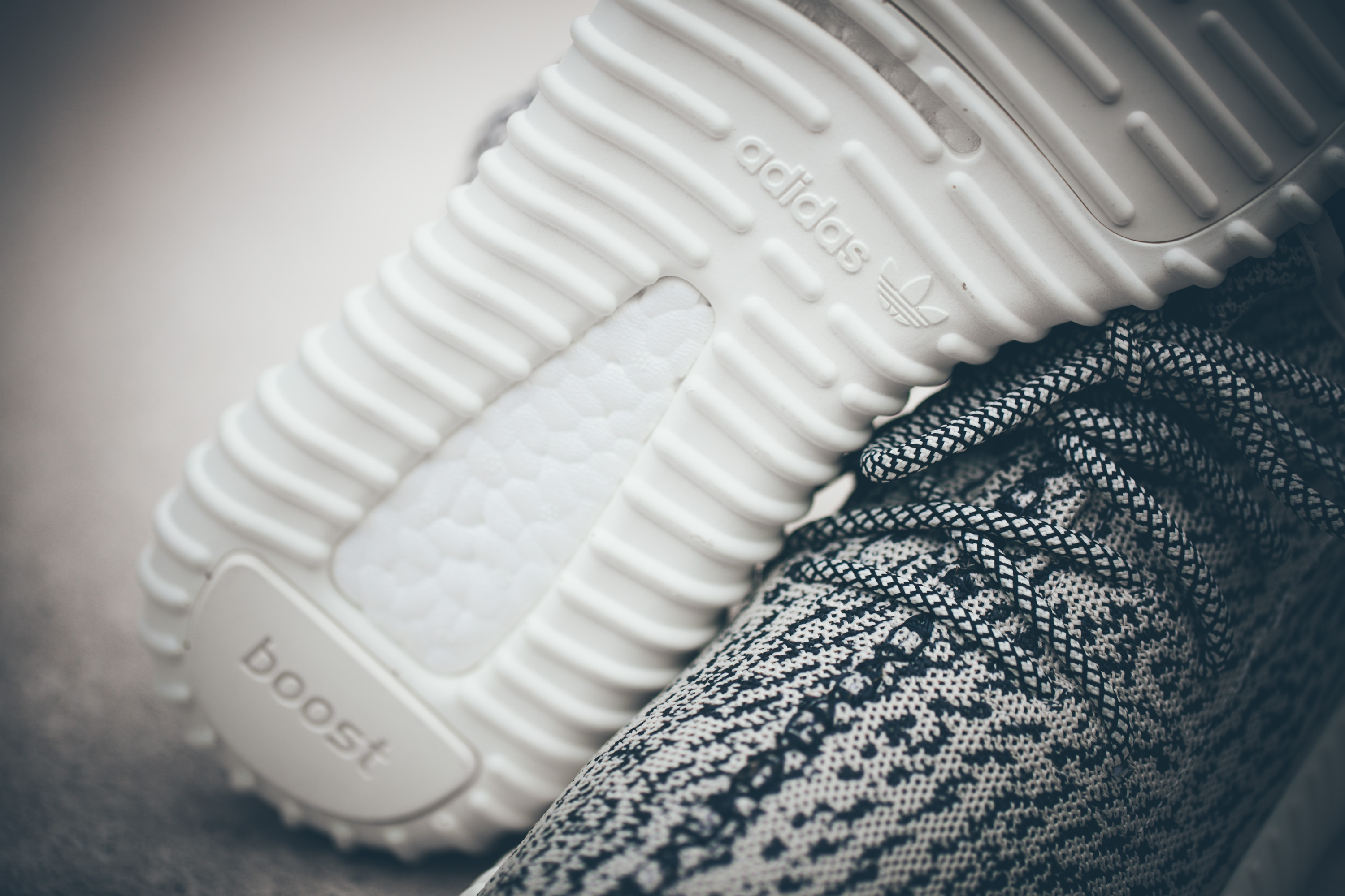 "92fb2d00d06d7 Finally we get to see some quality ""on feet"" pics of the Adidas x Kanye  West YEEZY Boost 350 – the hype will be massive but the quantities larger  this time."