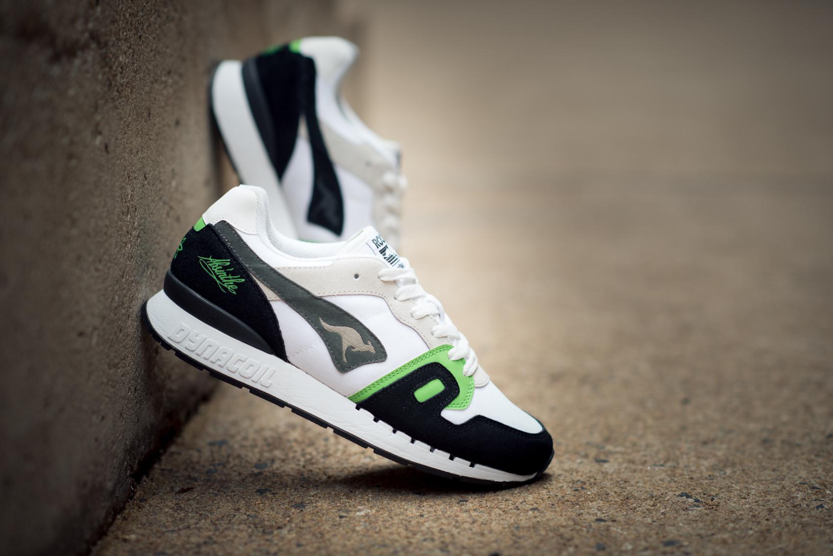 Kangaroos X Sneakers Absinthe6