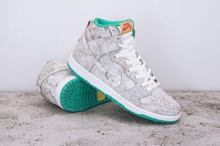 2d275864cc3d Nike Dunk High Premium SB – Flamingo Release InfoNike Dunk High Premium SB  – Flamingo Release Info