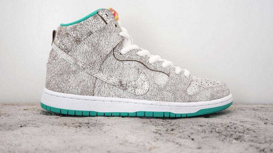 Nike Dunk High Premium SB - Flamingo