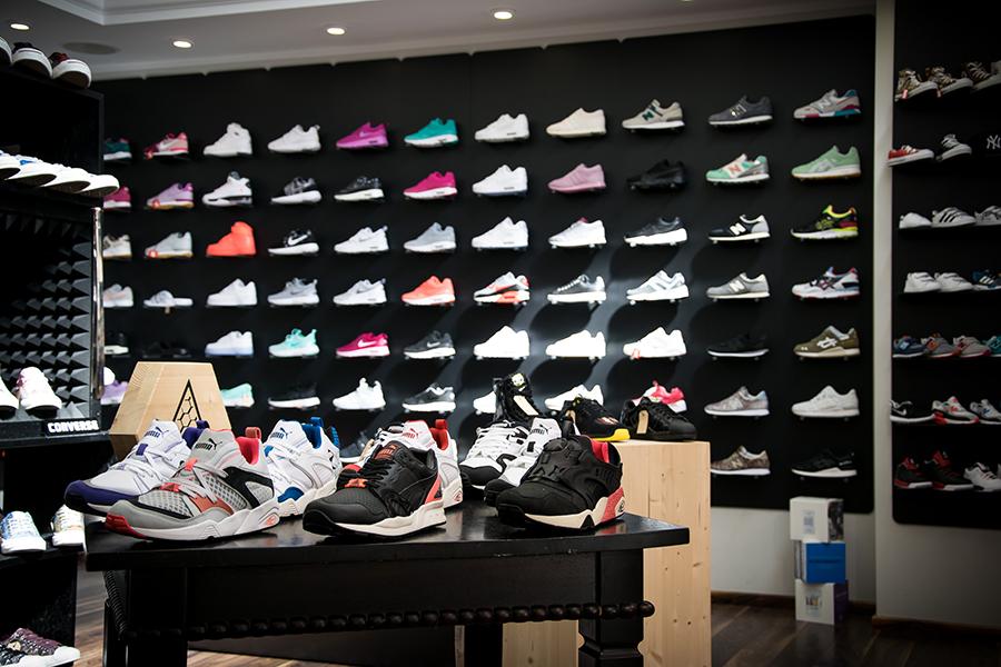 Solekitchen – Sneakerstore Chemnitz