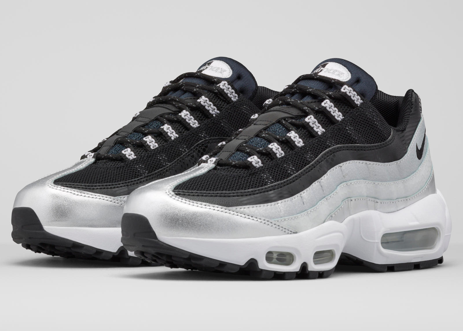 Nike Air Max 95 – ALREADY PLATINUMNike Air Max 95 – ALREADY