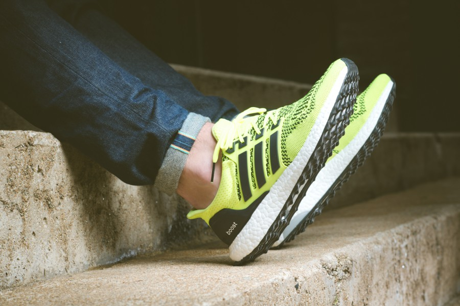 1c1ccfbc1 Adidas Ultra Boost – Solar Yellow   Core BlackAdidas Ultra Boost – Solar  Yellow   Core Black