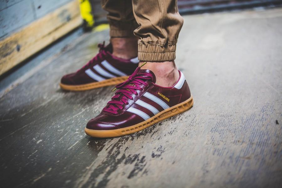 Adidas Hamburg – Made in GermanyAdidas Hamburg – Made in