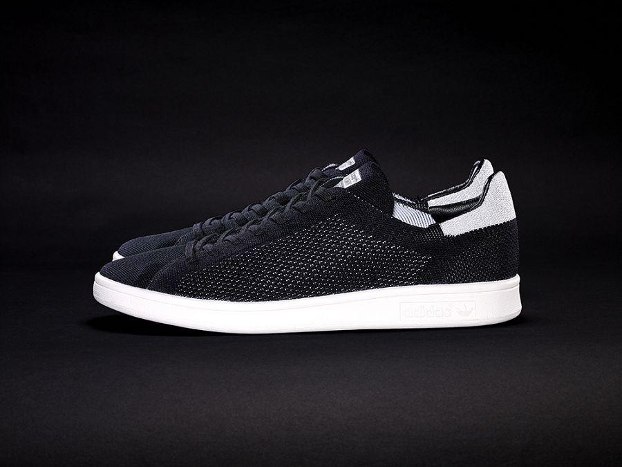 k-adidas Stan Smith Primeknit REFLECTIVE_black (3)