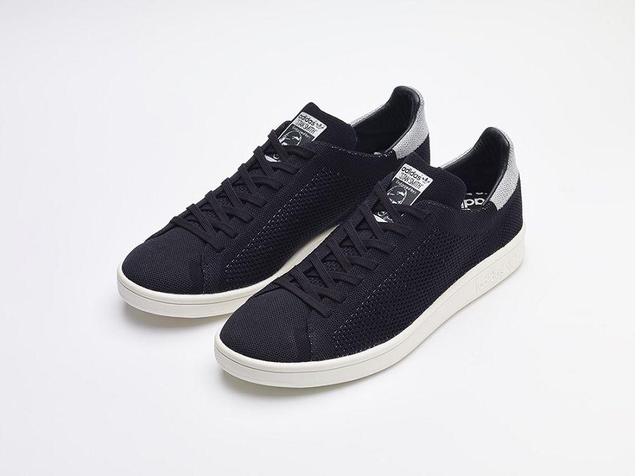 k-adidas Stan Smith Primeknit REFLECTIVE_black (5)